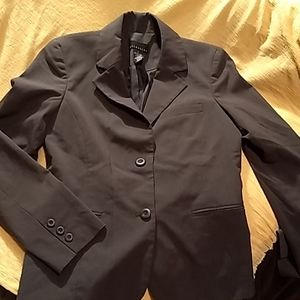 Grey 6  2 Button Jacket